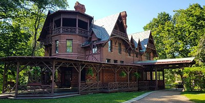 Mark Twain House and Museum, Hartford, Connecticut