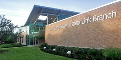 McGovern-Stella Link branch of the Houston (Tex.) Public Library