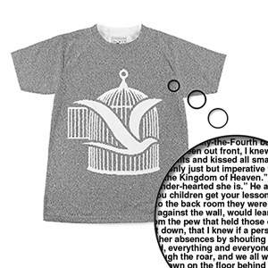 Maya Angelou Litograph T-shirt (Photo: Litographs)