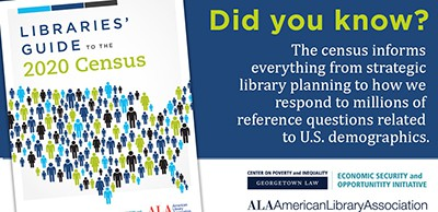 Librarians' Guide to the 2020 Census
