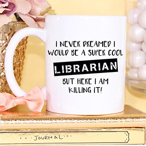 Super Cool Librarian Mug (Photo: Mike Mugs)