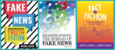 Books on fake news