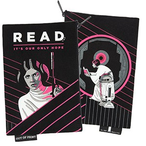 Star Wars Princess Leia READ pouch (Photo: Out of Print)