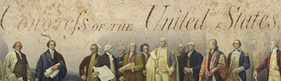Signers of the Bill of Rights