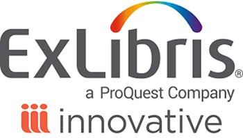 ExLibris and Innovative logos