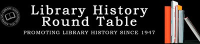 Library History Round Table logo