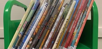 Books under consideration for Dayton Metro Libraries' 2020 Mock Caldecott