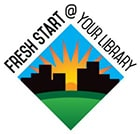 Fresh Start @ Your Library logo