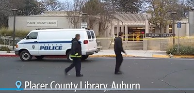 The Auburn Library remained closed on December 11 after the stabbings