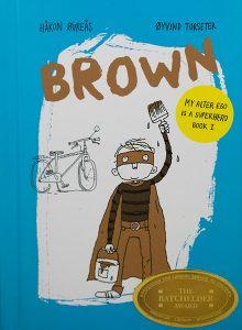 Cover of Brown, by by Håkon Øvreås