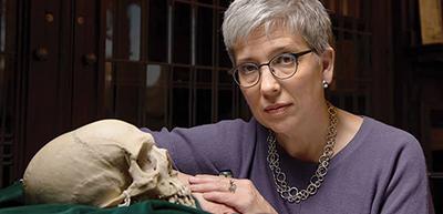 Beth M. Lander. Photo by Kriston Bethel