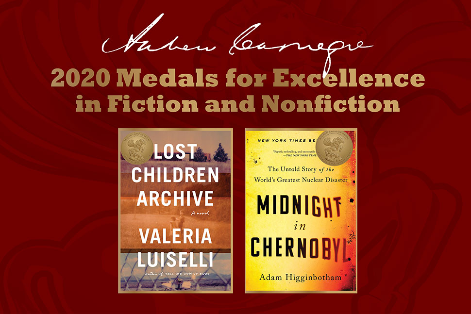 2020 Andrew Carnegie Medal Winners Announced | American Libraries Magazine