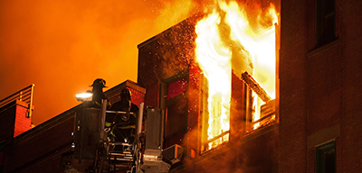 Much of the collection of the Museum of Chinese in America may have been ruined after a fire broke out at a building in Chinatown where its acquisitions were stored. Photo by Lloyd Mitchell