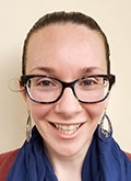 Jessica Church, director of Punxsutawney (Pa.) Memorial Library