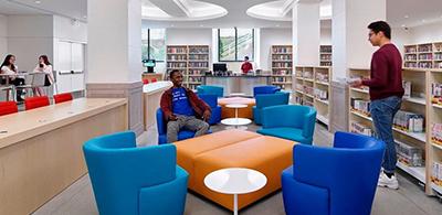 Field Teen Center, Free Library of Philadelphia