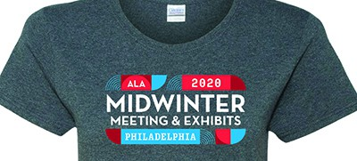 2020 ALA Midwinter T-shirt