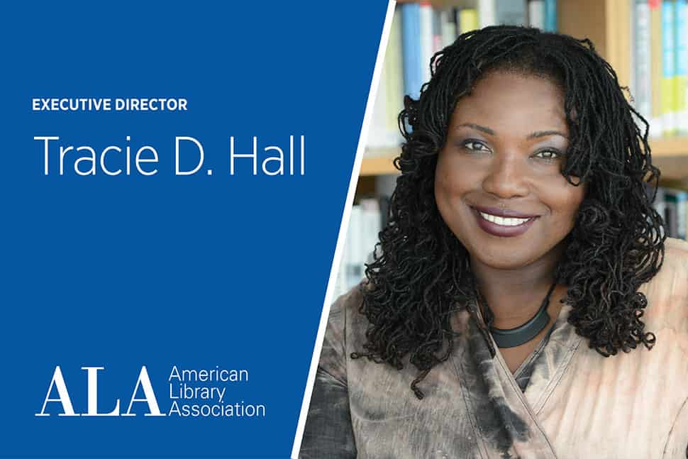 American Library Association Executive Director Tracie D. Hall