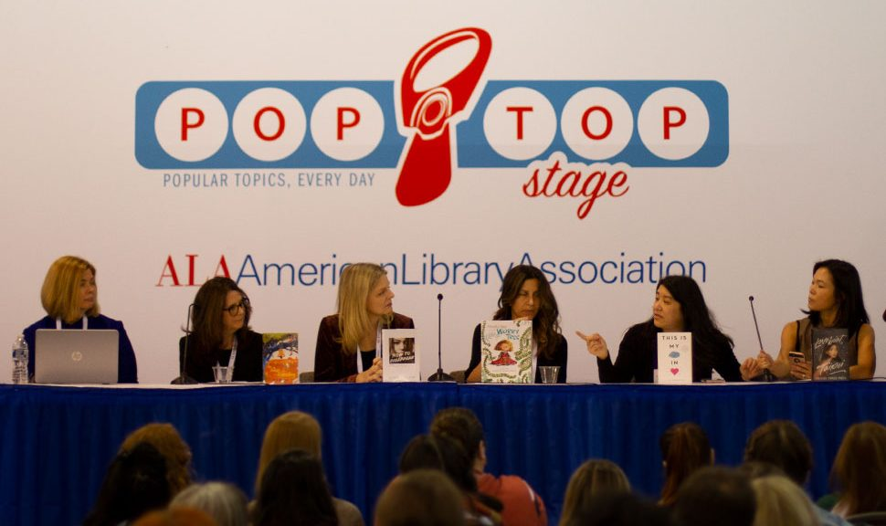 """""""Books in Our Age of Anxiety"""" panel"""