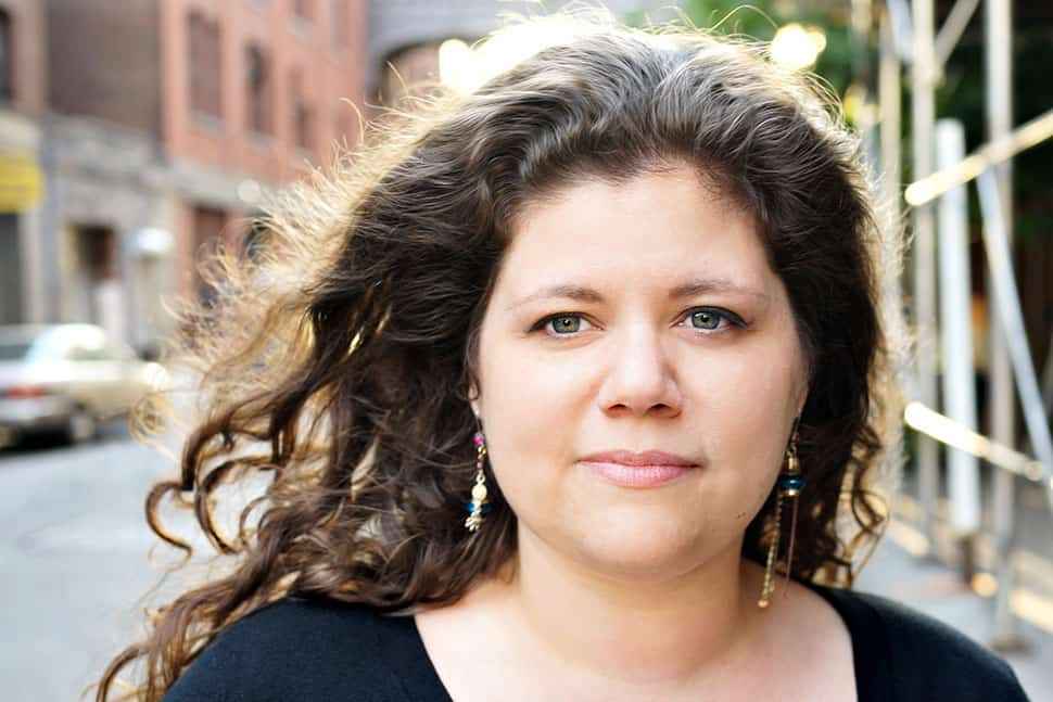 Rainbow Rowell (Photo: Augusten Burroughs)