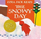 Cover of The Snowy Day, by Ezra Jack Keats