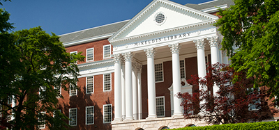 McKeldin Library, University of Maryland, College Park