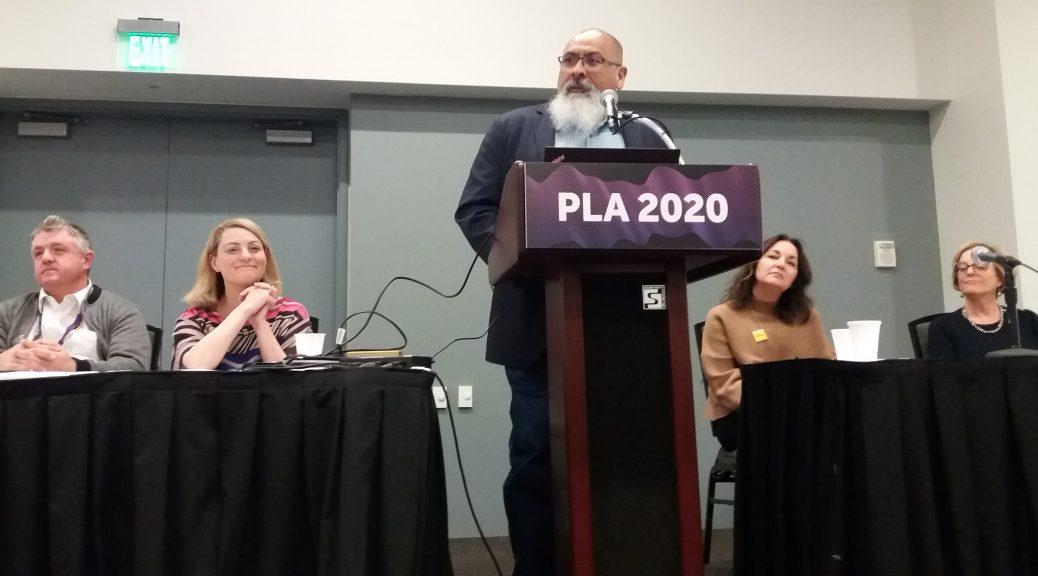 From left: Jeffery Davis, Margaret Sullivan, Salvador Avila, Melanie Huggins, and Danielle Milam.