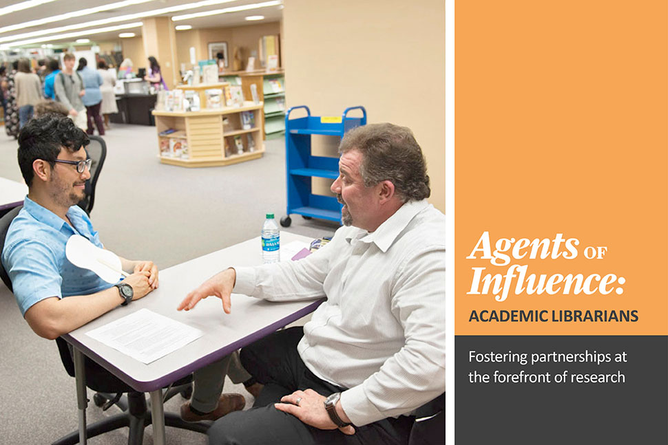 Agents of Influence: Academic Libraries