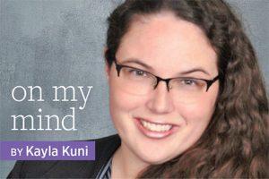Graphic: On My Mind with Kayla Kuni