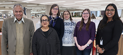 The University of Toronto Libraries Tamil team