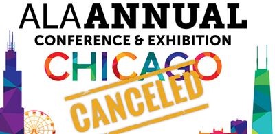 2020 ALA Annual Conference canceled