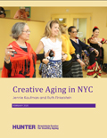 Cover of Creative Aging in NYC