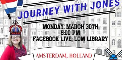 Journey with Jones virtual museum tour