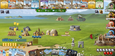 Through the Ages (Czech Games)