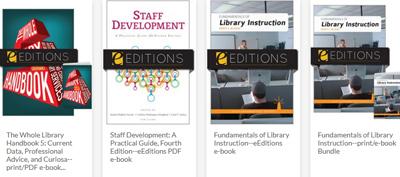 ALA Editions ebook titles