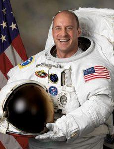 "Astronaut Garrett Reisman <span class=""credit"">Photo: NASA</span>"