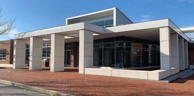 Stryker Center branch, Williamsburg (Va.) Regional Library
