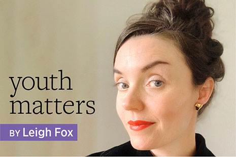 Youth Matters, by Leigh Fox