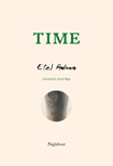 Cover of Time, by Etel Adnan, translated by Sarah Riggs