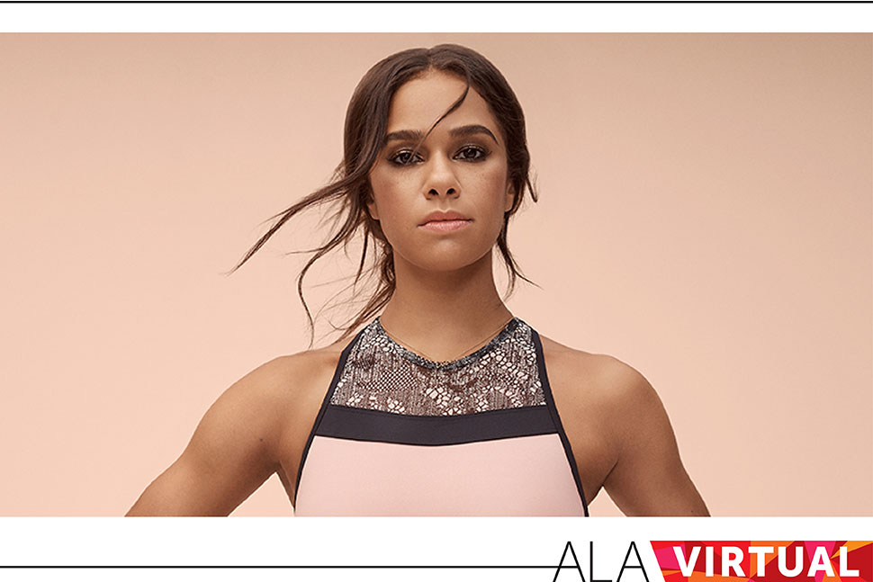 ALA Virtual Opening Session Speaker Misty Copeland