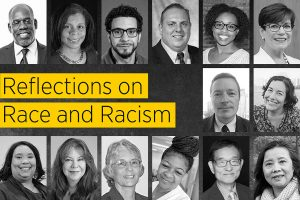 Reflections on Race and Racism