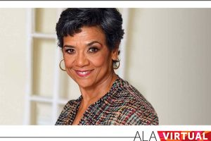 Author and Sesame Street actor Sonia Manzano
