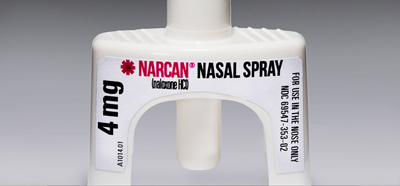 Narcan nasal spray