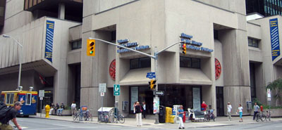 Ottawa (Ont.) Public Library's main branch