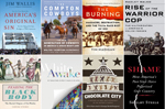 Antiracist book covers from the Panorama Project