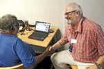 Denver Public Library's peer navigators program helps those affected by addiction and homelessness.