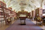 The library at Strahov Monastery in Prague (Photo by Peopanda)