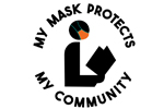 My Mask Protects My Community graphic by Hafuboti