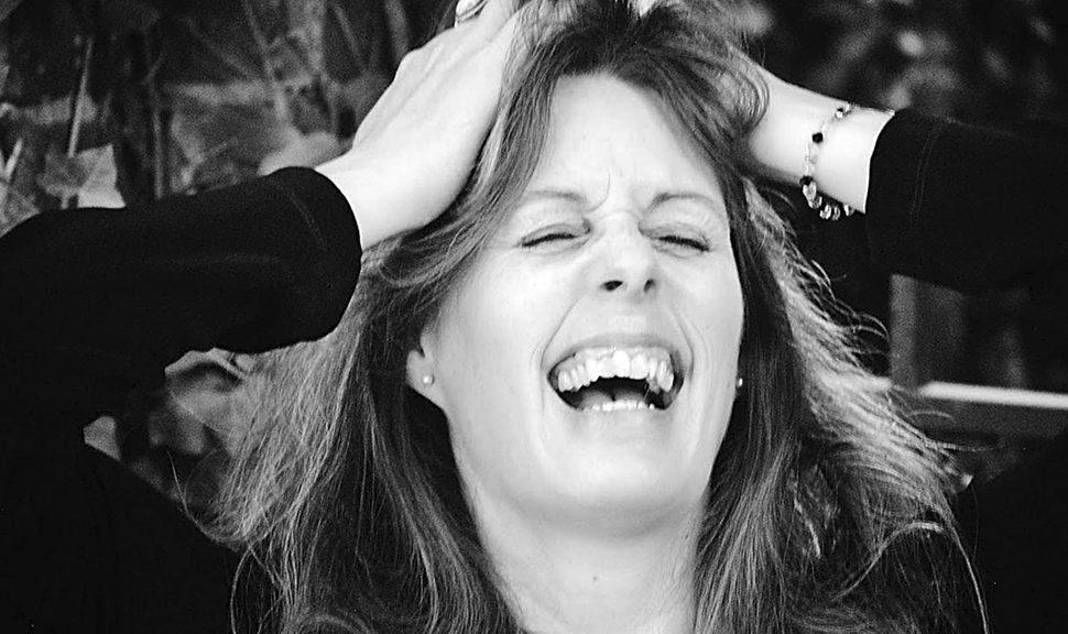 Laurie Halse Anderson (Photo: Sonya Sones)