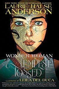 Cover of Wonder Woman: Tempest Tossed