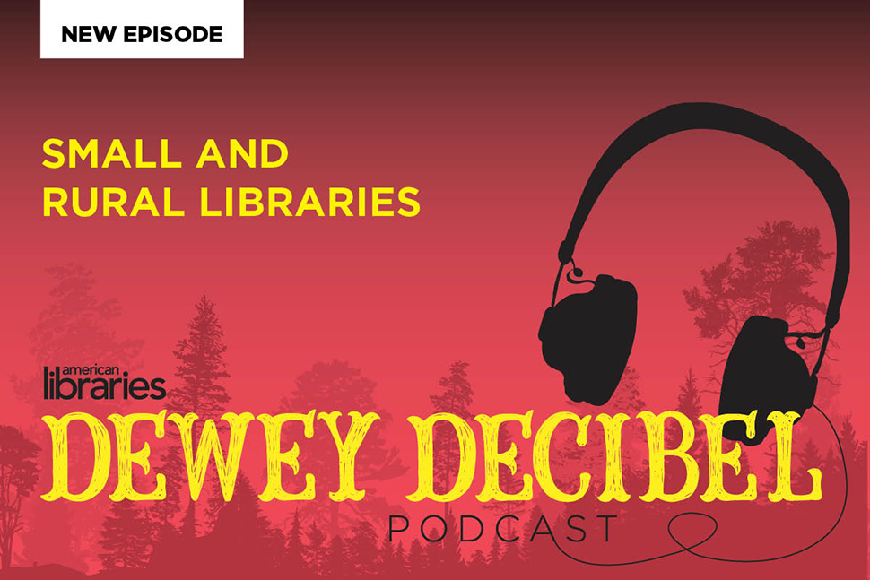 Dewey Decibel: Small and Rural Libraries